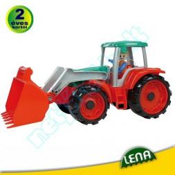 Lena Homlokrakodós, játék traktor