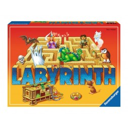 LABIRYNTH - Furfangos Labirintus, Ravensburger társasjáték