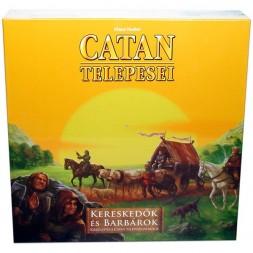 Catan Telepesei, Lovagok és városok - Társasjáték, Piatnic