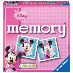 Minnie memória játék