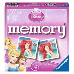 Disney Hercegnők - 72 darabos Ravensburger memóriajáték