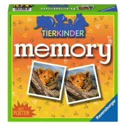 Állatkölykök memória - Ravensburger