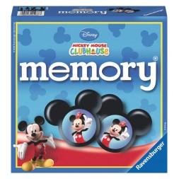 Mickey egér - 72 darabos Ravensburger memóriajáték
