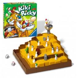 Kiki Ricky - Ravensburger Társasjáték