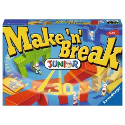 Make 'n Break Junior - Ravensburger társasjáték