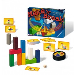 Make 'n Break - Ravensburger társasjáték