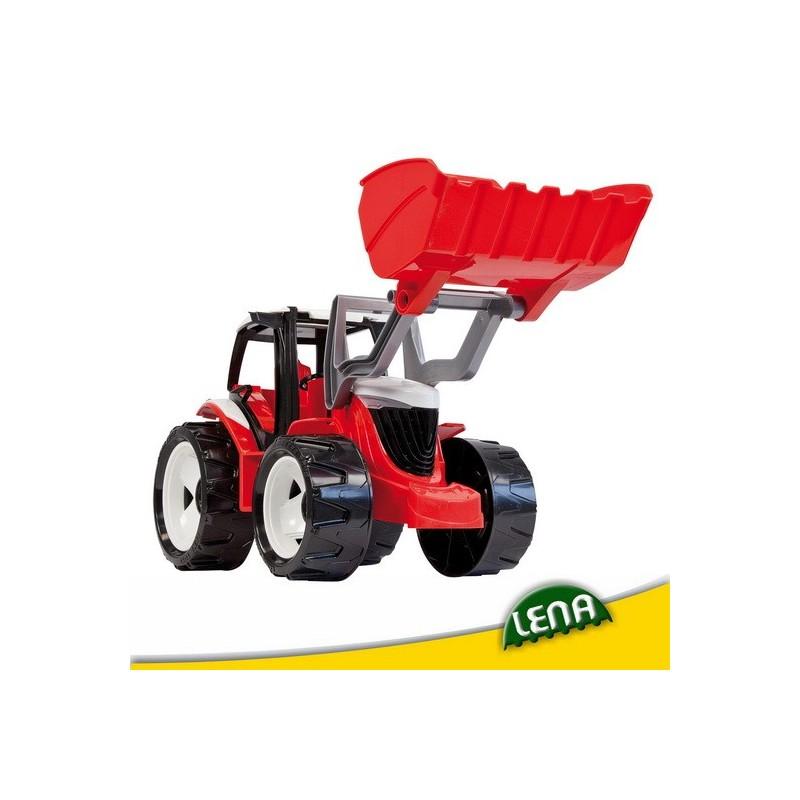 Lena homlokrakodó játék traktor