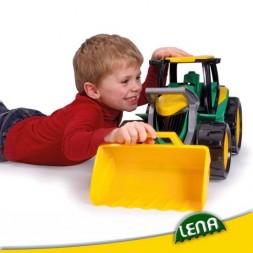 Homlokrakodó és markoló, Játék Traktor 107cm