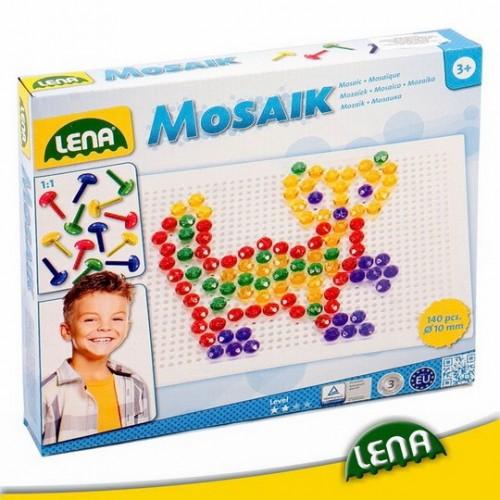 """Kreatív Mozaik 140, """"Pötyi"""" kirakós játék"""