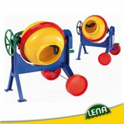 Lena nagy játék betonkeverő