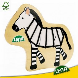 Fűzőjáték, Zebra