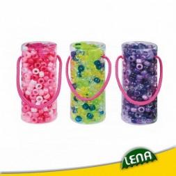 Gyöngyfűző palackok - 3 az 1-ben kreatív szett