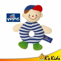 Wayne bébi csörgő - K's Kids