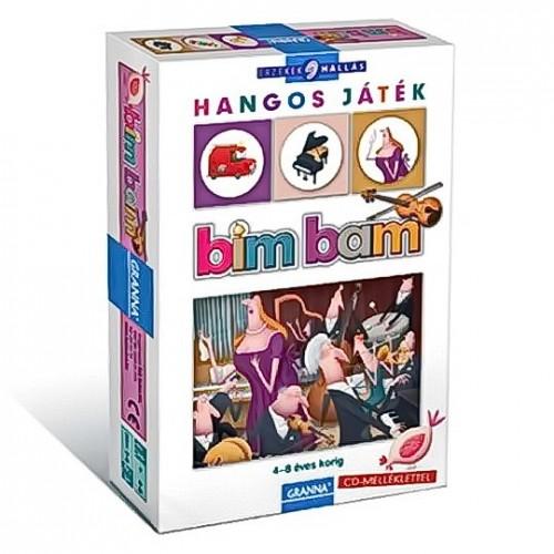 Bim Bam - Granna társasjáték, CD melléklettel