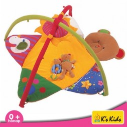 3 az 1-ben Macis játszószőnyeg - K's Kids