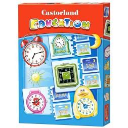 Óra kirakó - Castorland oktató puzzle