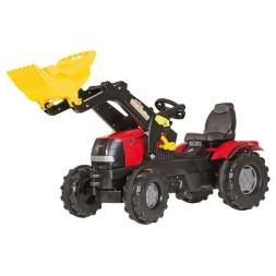 Case Puma CVX 240, Rolly Toys pedálos traktor markolóval