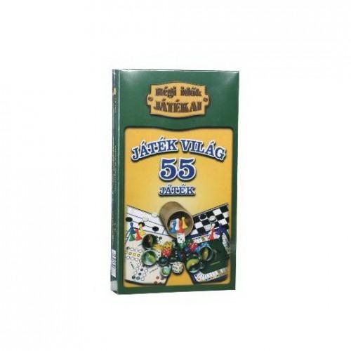 Játékvilág, 55 játék az egyben
