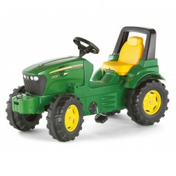 John Deere Farmtrac pedálos traktor