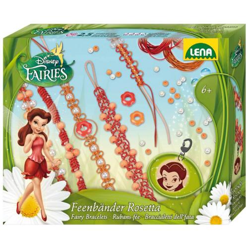 Disney - Fairies karkötőkészítő kreatív-szett
