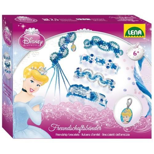 Disney - Princess karkötőkészítő kreatív-szett