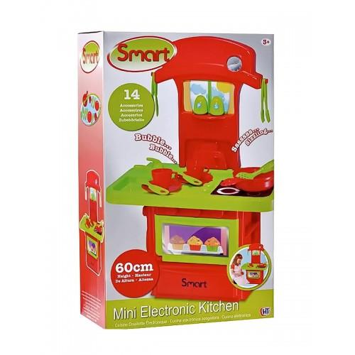 Smart - hangotadó elektromos játékkonyha