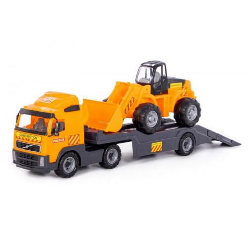 VOLVO - Markoló szállító kamion, 89,5 cm