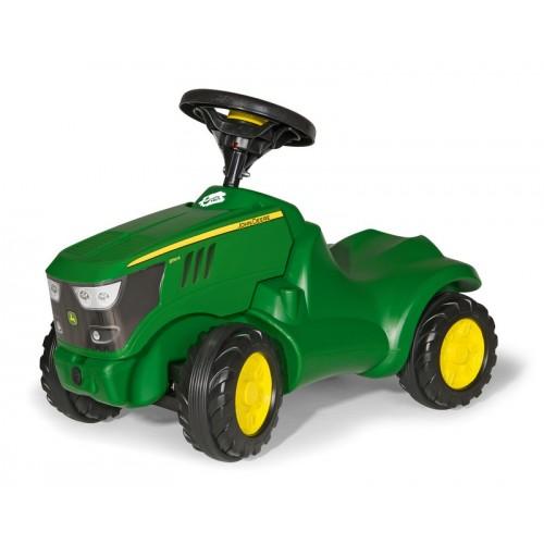 John Deere - lábbal hajtós traktor