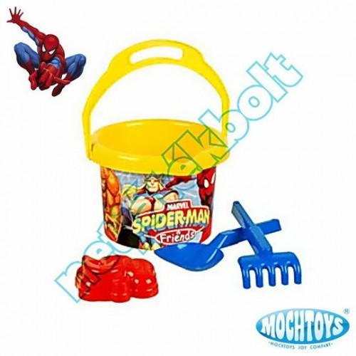 Spider-man homokozó szett 4 darabos