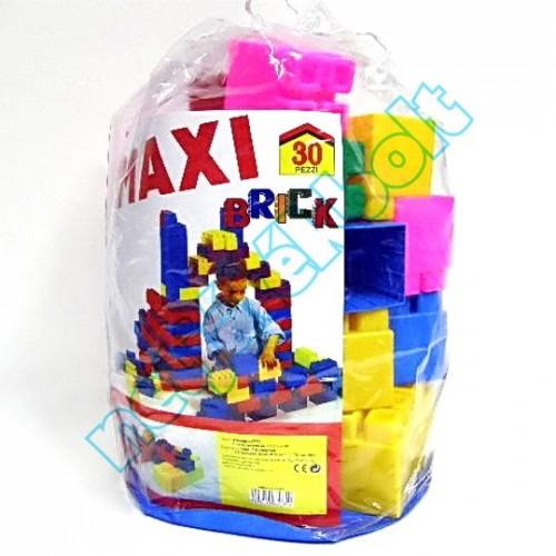 Maxi Brick 30 Építőkocka