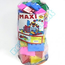 Maxi Brick 60 Építőkocka