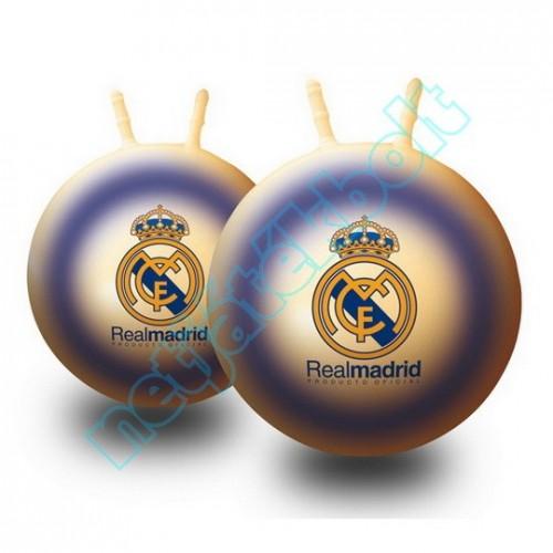 Kenguru, ugráló labda 50 cm, Real Madrid
