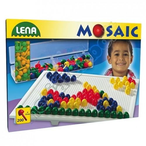 """Kreatív Mozaik 200, """"Pötyi"""" kirakós játék"""