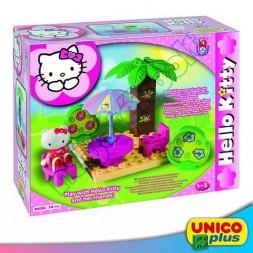 Hello Kitty Piknik építőjáték