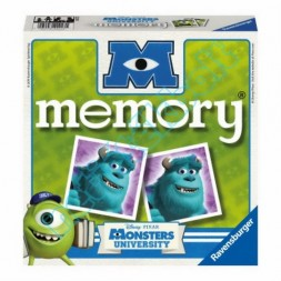 Szörny Egyetem memória játék