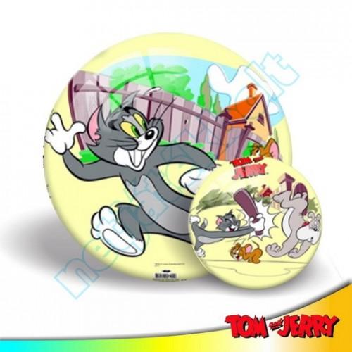 Tom és Jerry labda 23 cm