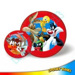 Looney Tunes csoportkép, labda 23 cm