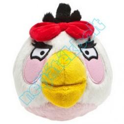 Angry Birds Fehér Madárlány, 13 cm