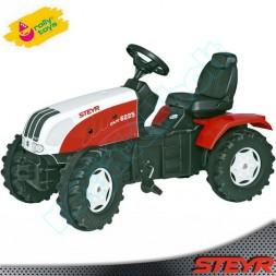 Steyr CVT 6225 pedálos traktor