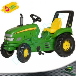 John Deere X-trac pedálos traktor