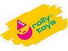 RollyToys logo - pedálos traktor